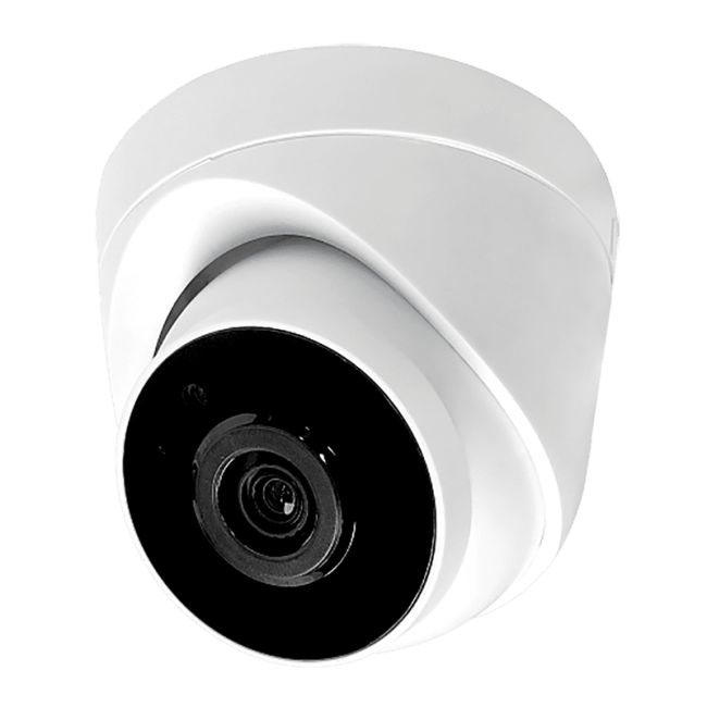 Installation of a video surveillance kit